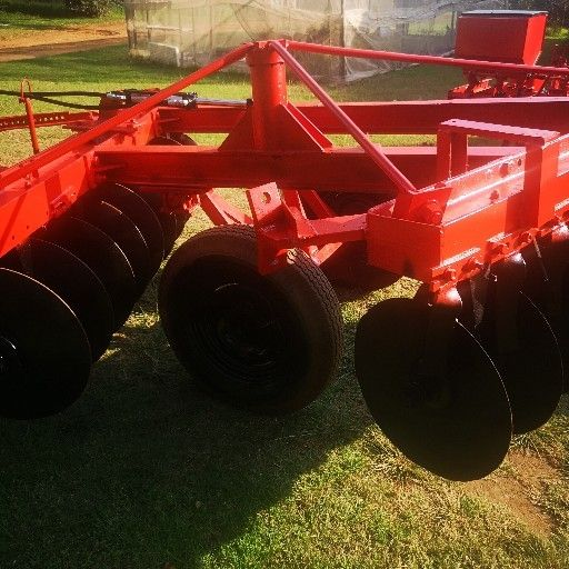 20 disc harrow offset