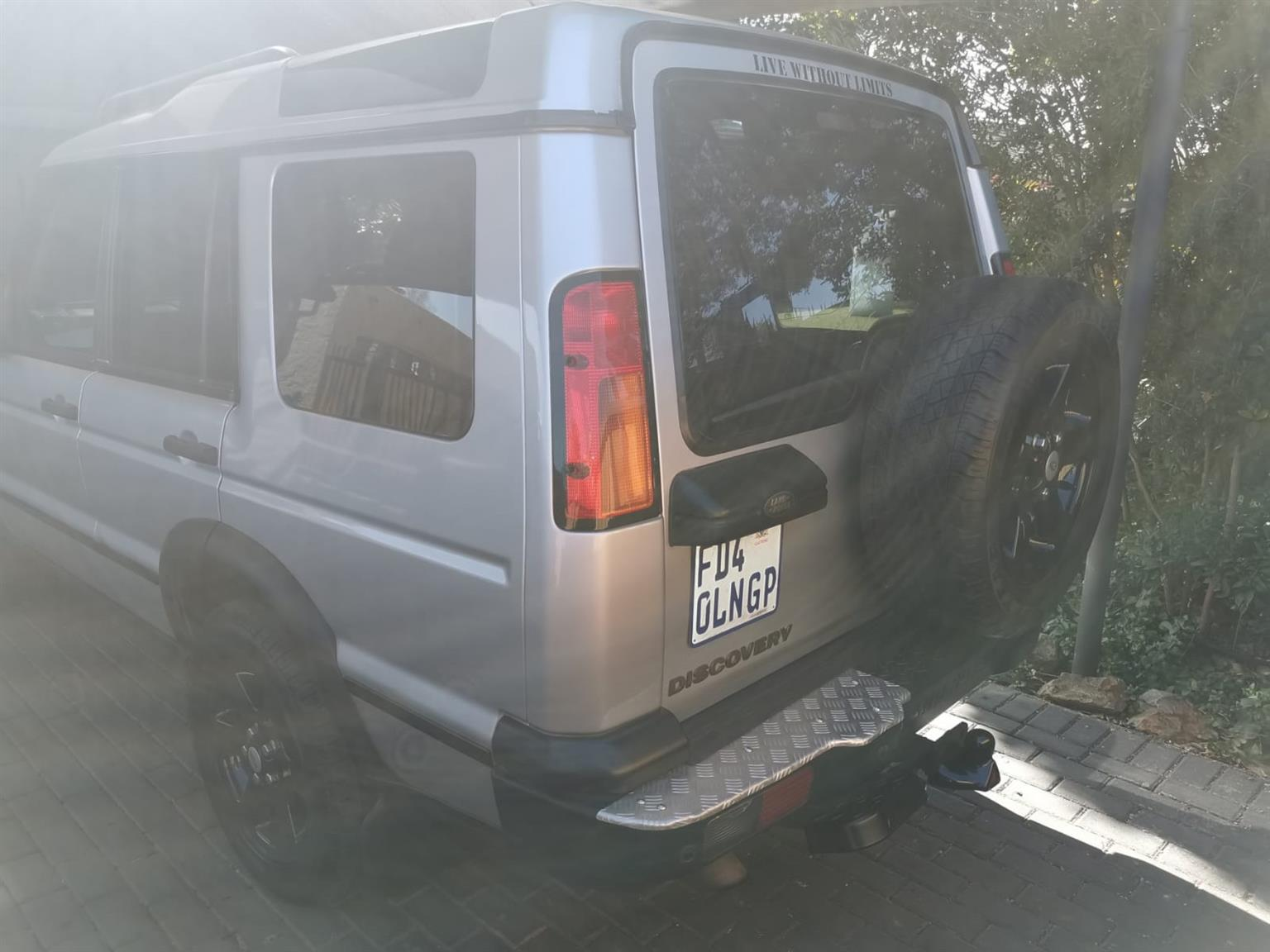 2004 Land Rover Discovery DISCOVERY 2.0 S