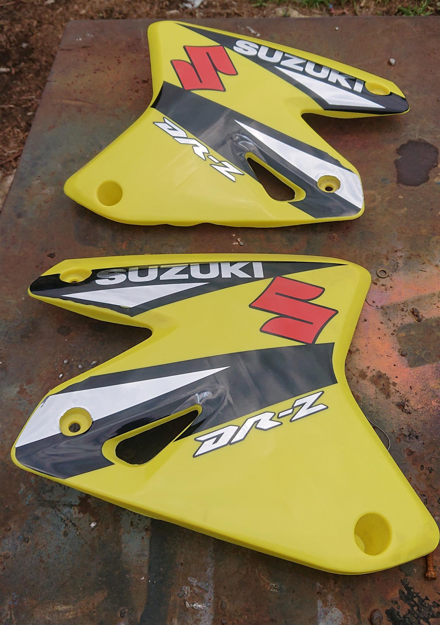 Suzuki Drz400 spares