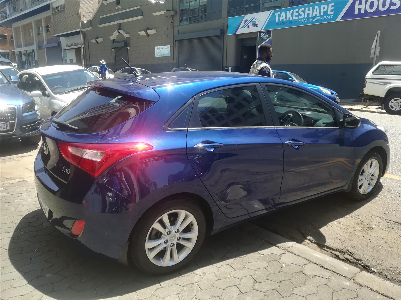 Hyundai i30 1.6 Automatic