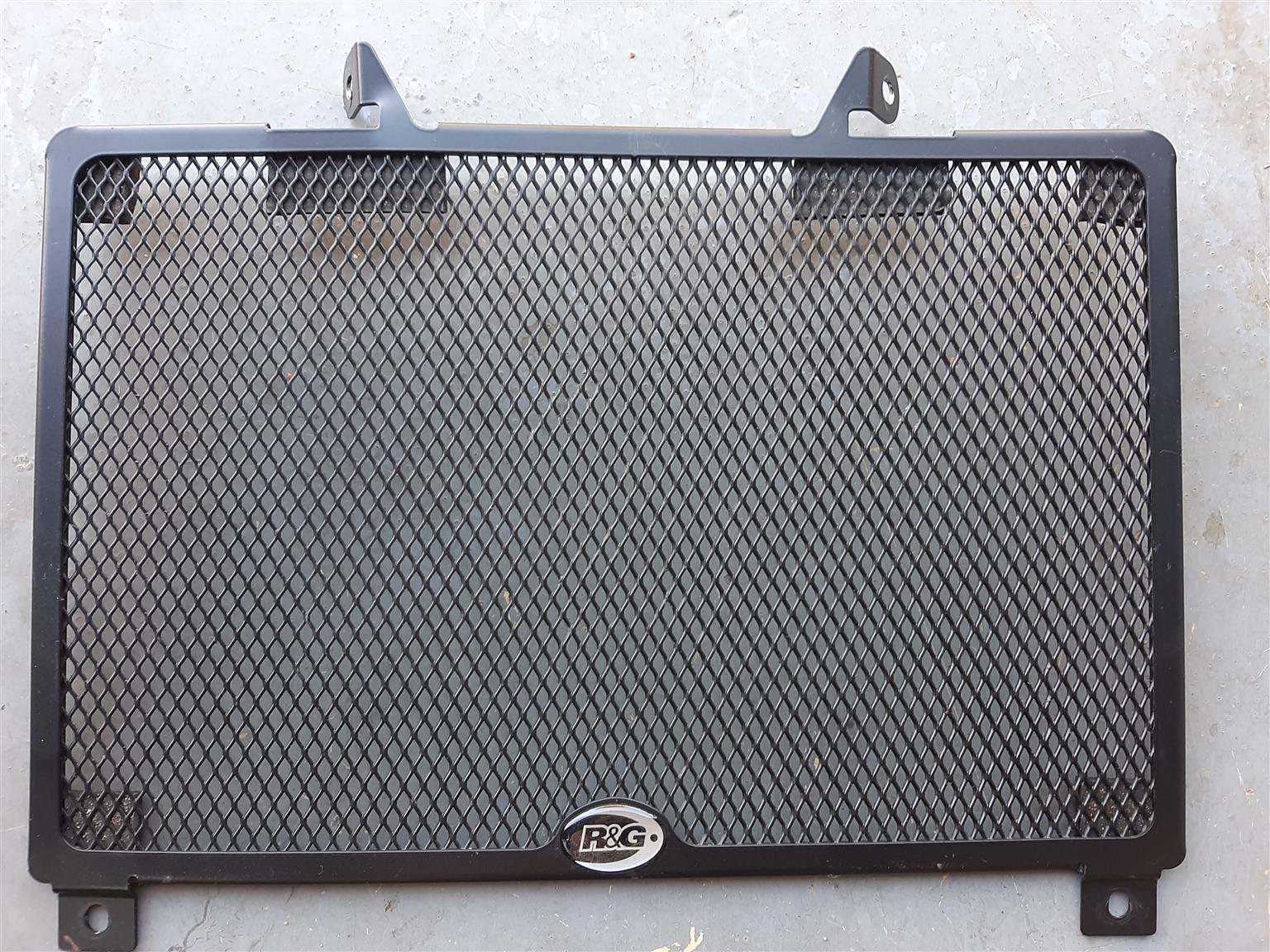 R&G radiator guard for Kawasaki Z900