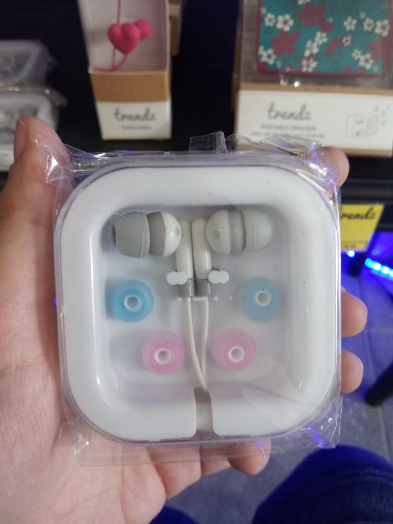 SHINE IN-EAR HEADPHONE