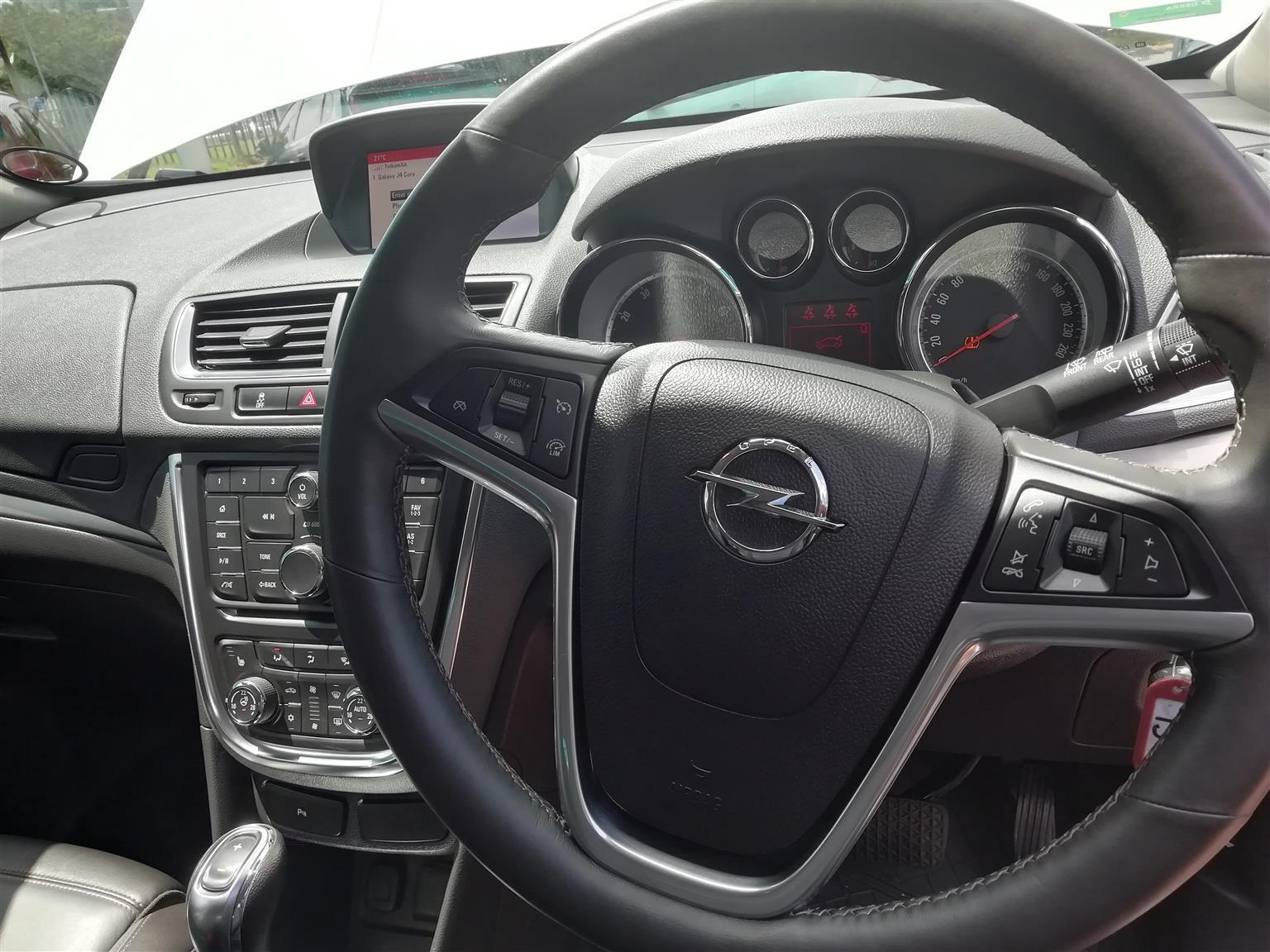 2016 Opel Mokka 1.4 Turbo Enjoy auto