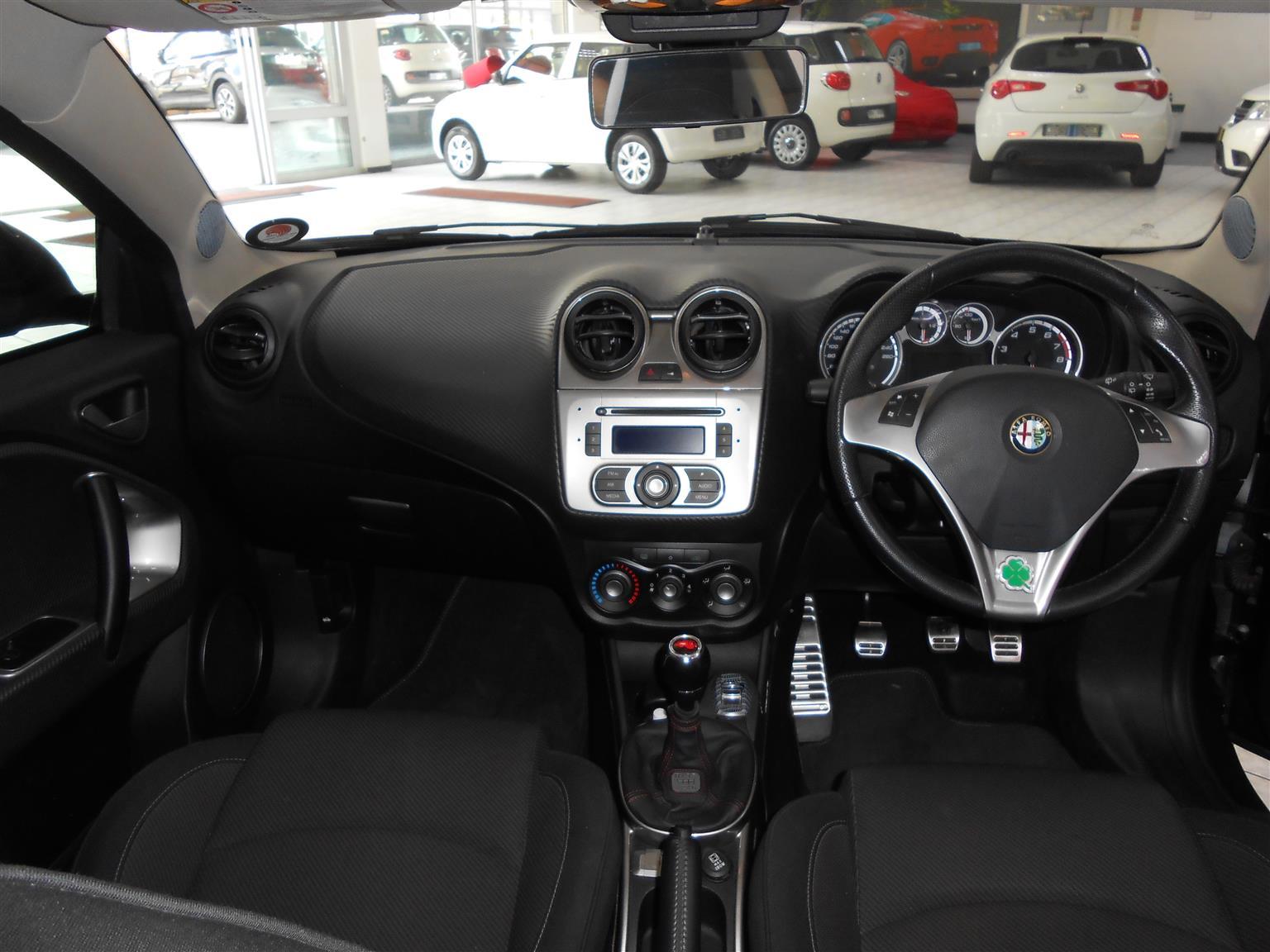 2011 Alfa Romeo Mito MiTo 1.4TBi Distinctive