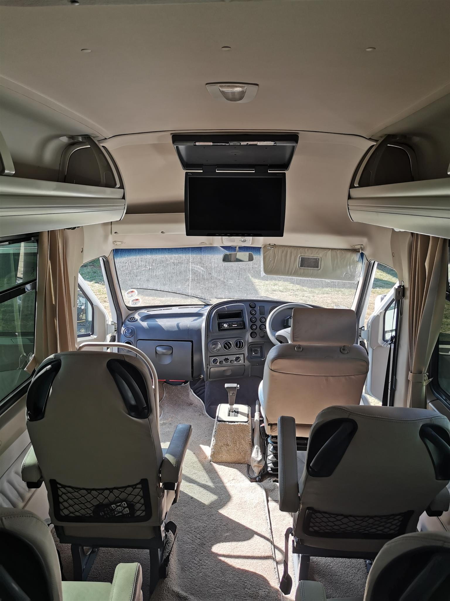2011 Iveco Turbo Daily VIP (10 seater)