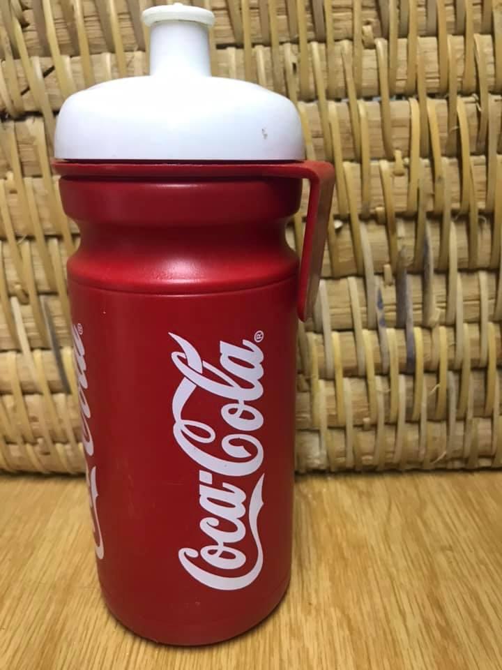 Coca Cola Water Bottle