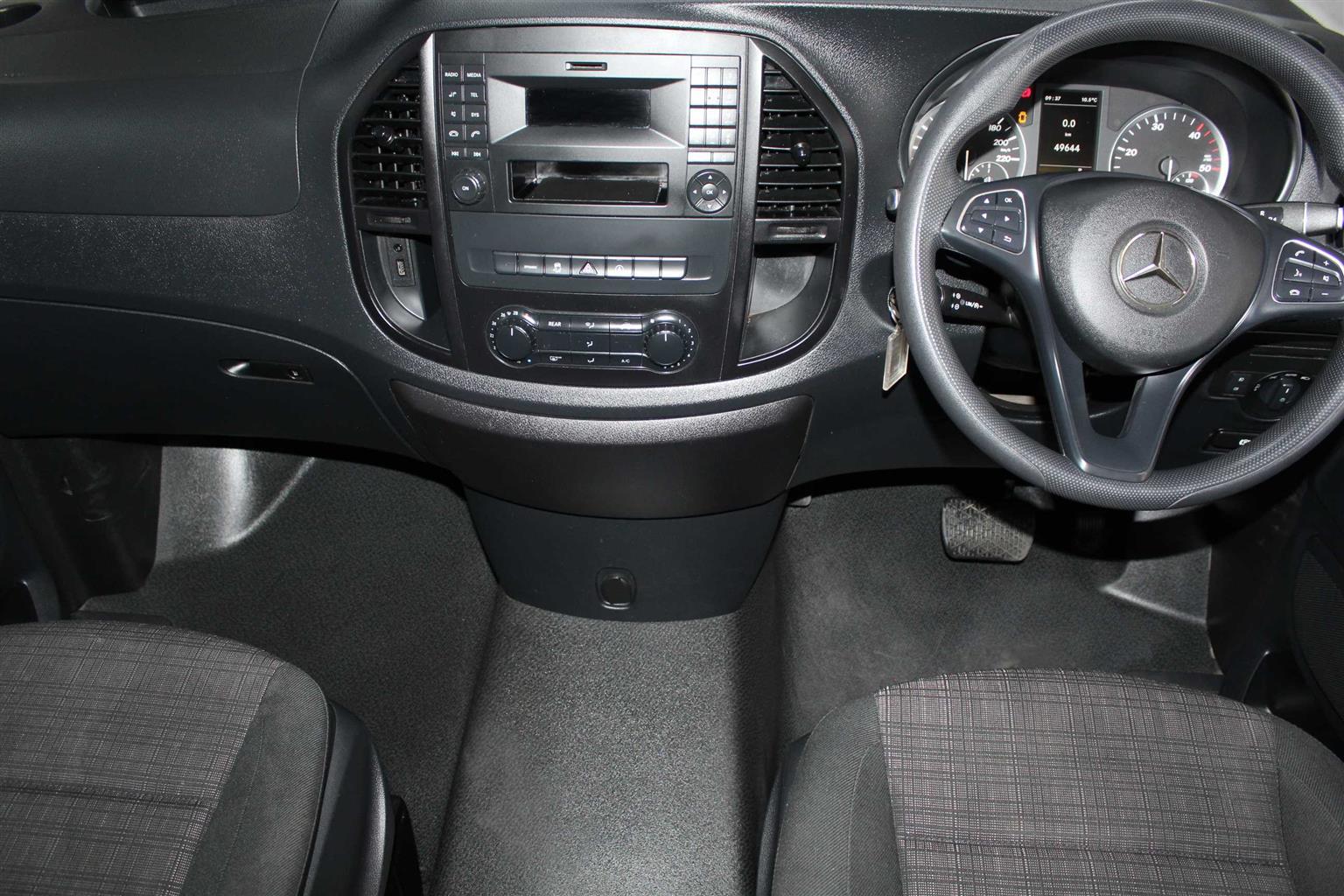 2019 Mercedes-Benz Vito 116CDi Tourer Pro A/T
