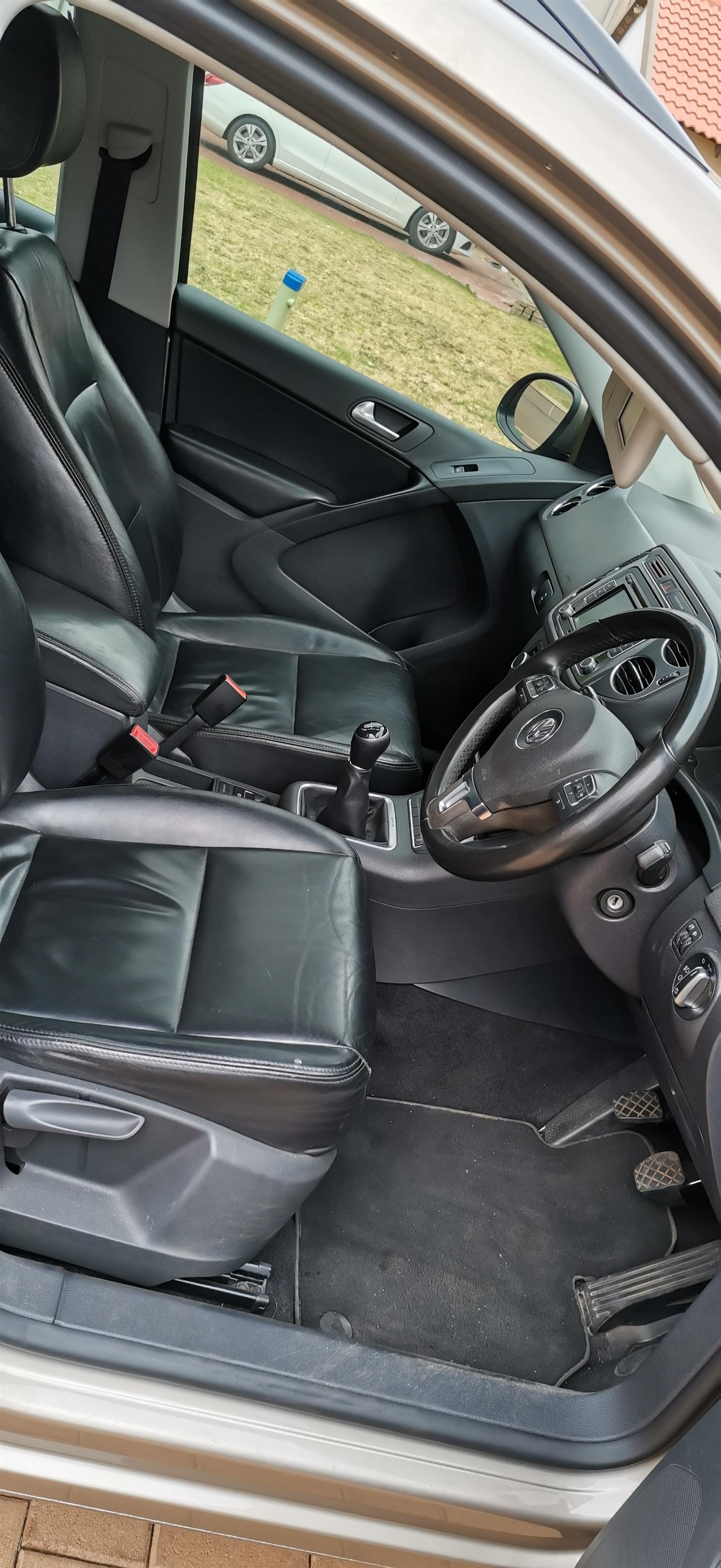 2012 VW Tiguan 1.4TSI 4Motion Trend&Fun