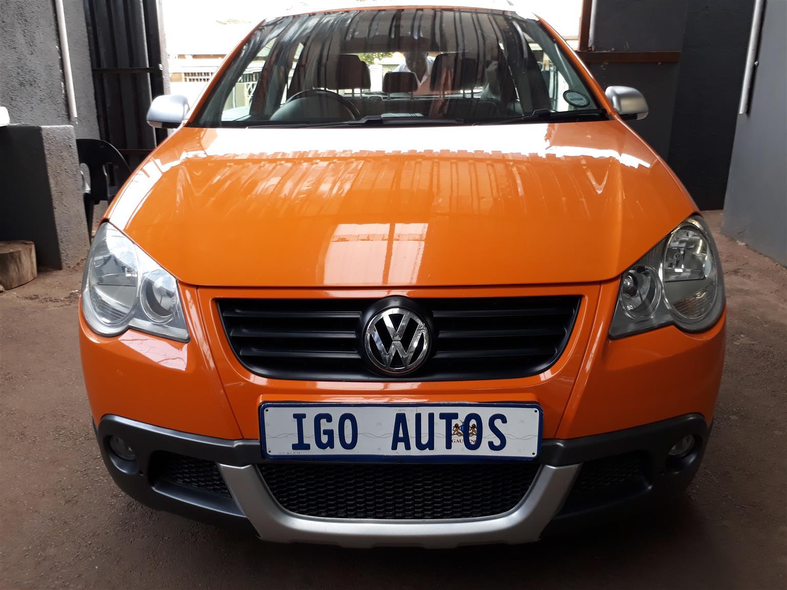 2008 VW Polo Cross  1.9TDI