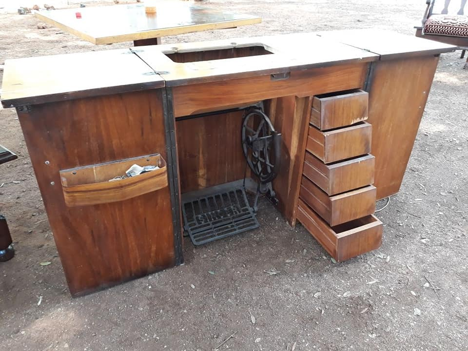 Antique Sewing Cabinet For Sale Junk Mail