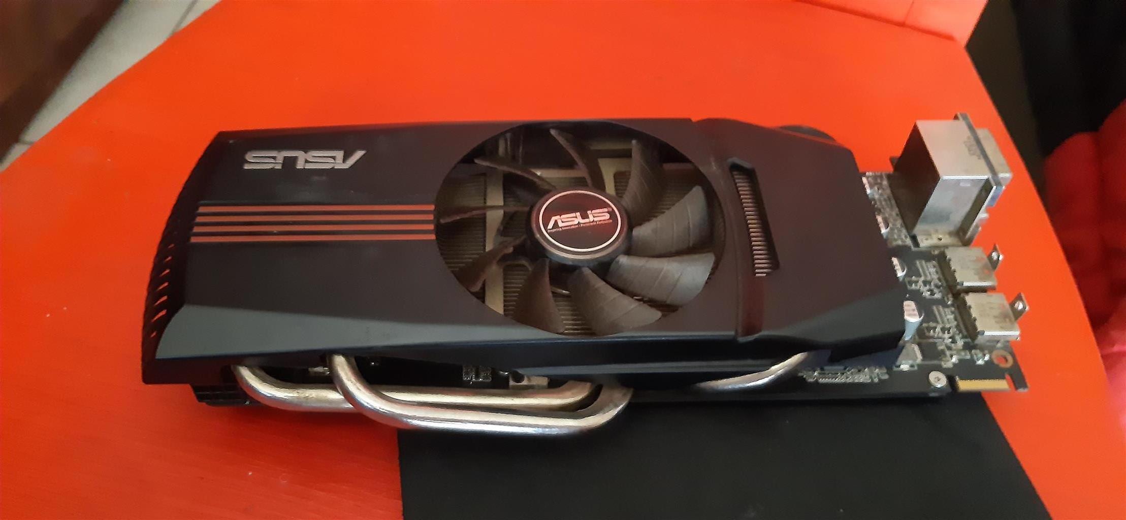 Asus ATi Radeon 6870 1GB DDR5