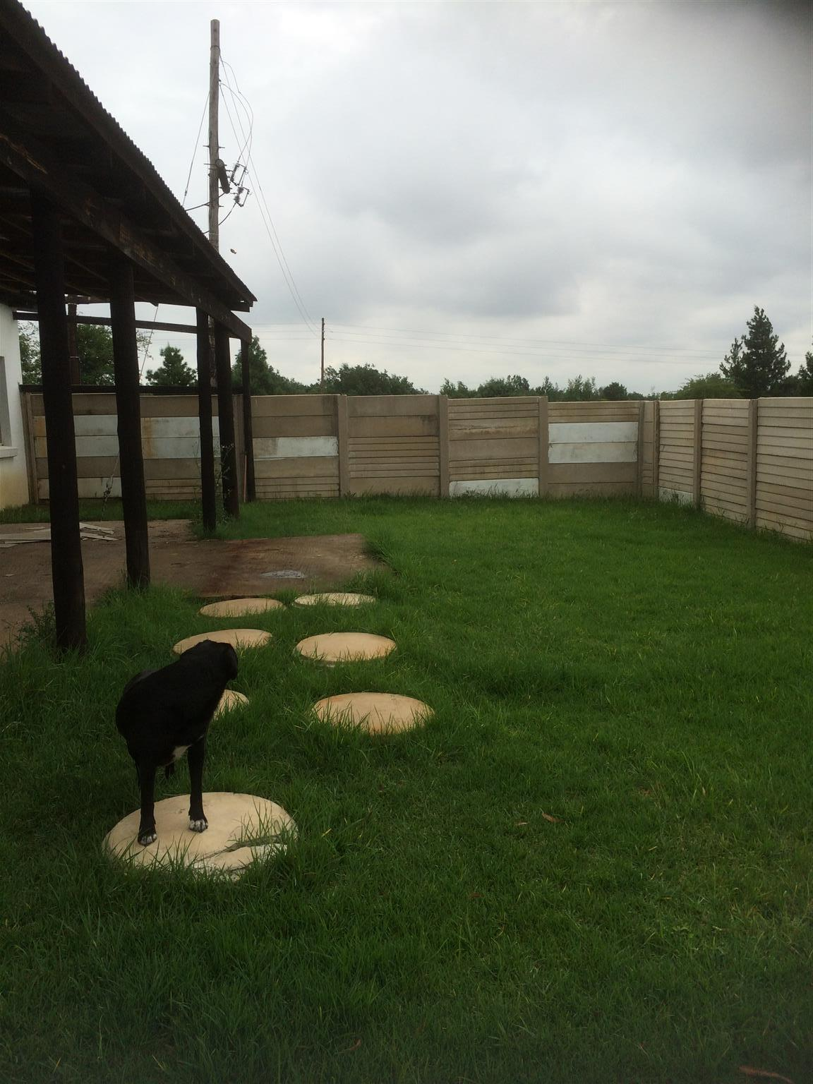 Plot for sale, Kromdraai, Nooitgedacht (near Highveld Steel)