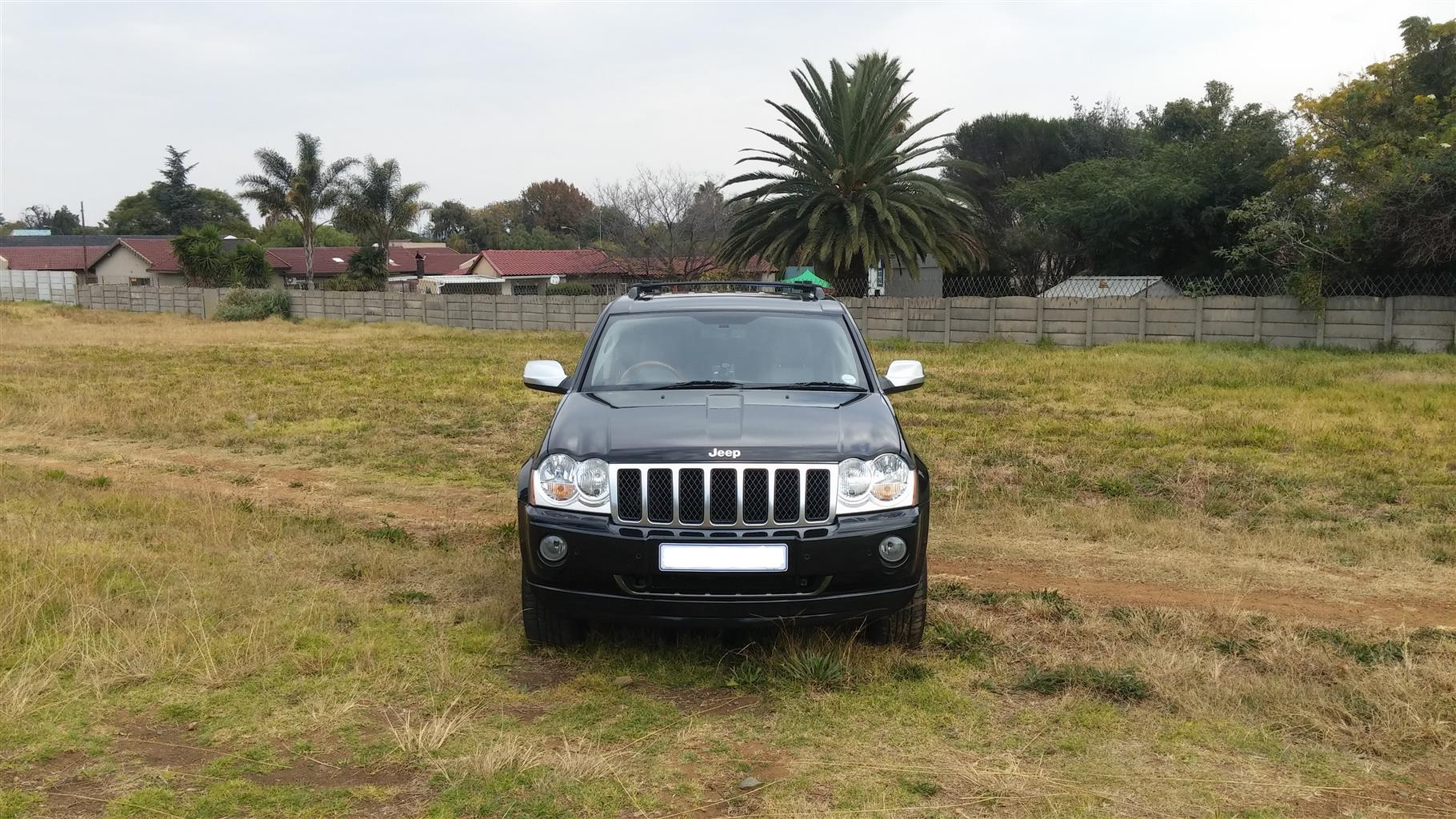 2006 Jeep Grand Cherokee 5 7l Overland Junk Mail