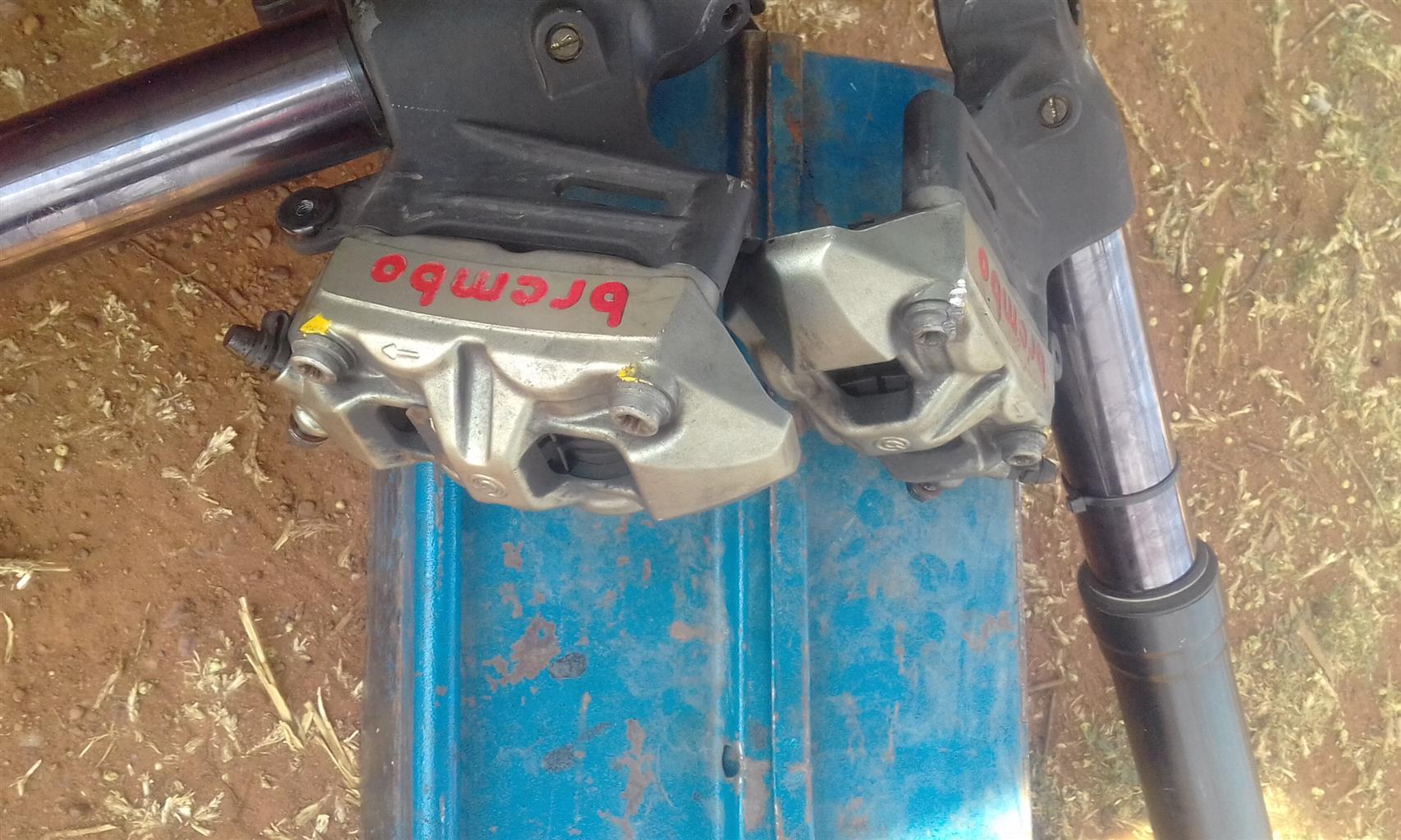 Ktm 990 Brake calipers x 2 for sale