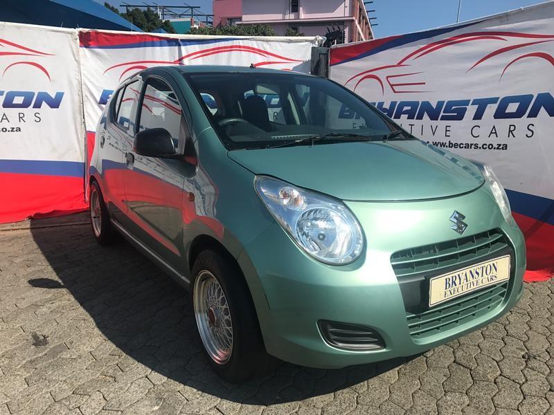 2011 Suzuki Alto 1.0 GL