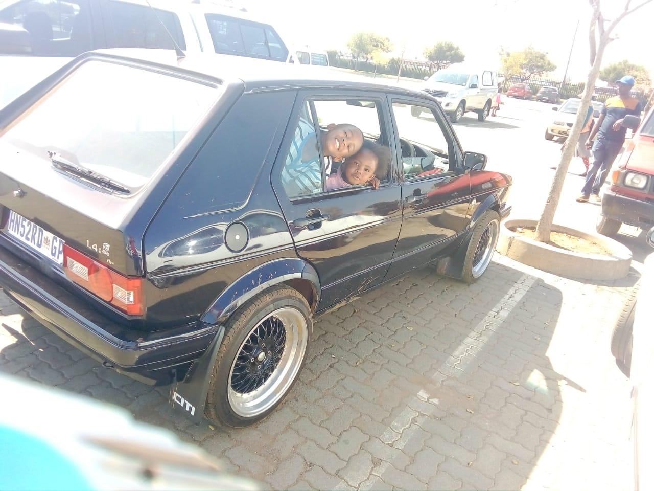 2006 VW Citi CITI RHYTHM 1.4