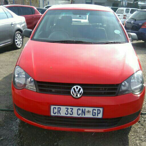 2014 VW Polo Vivo hatch 5-door POLO VIVO 1.4 COMFORTLINE (5DR)
