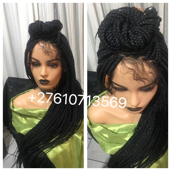 FABULOUS BRAIDED LACE FRONTAL WIGS AND MORE