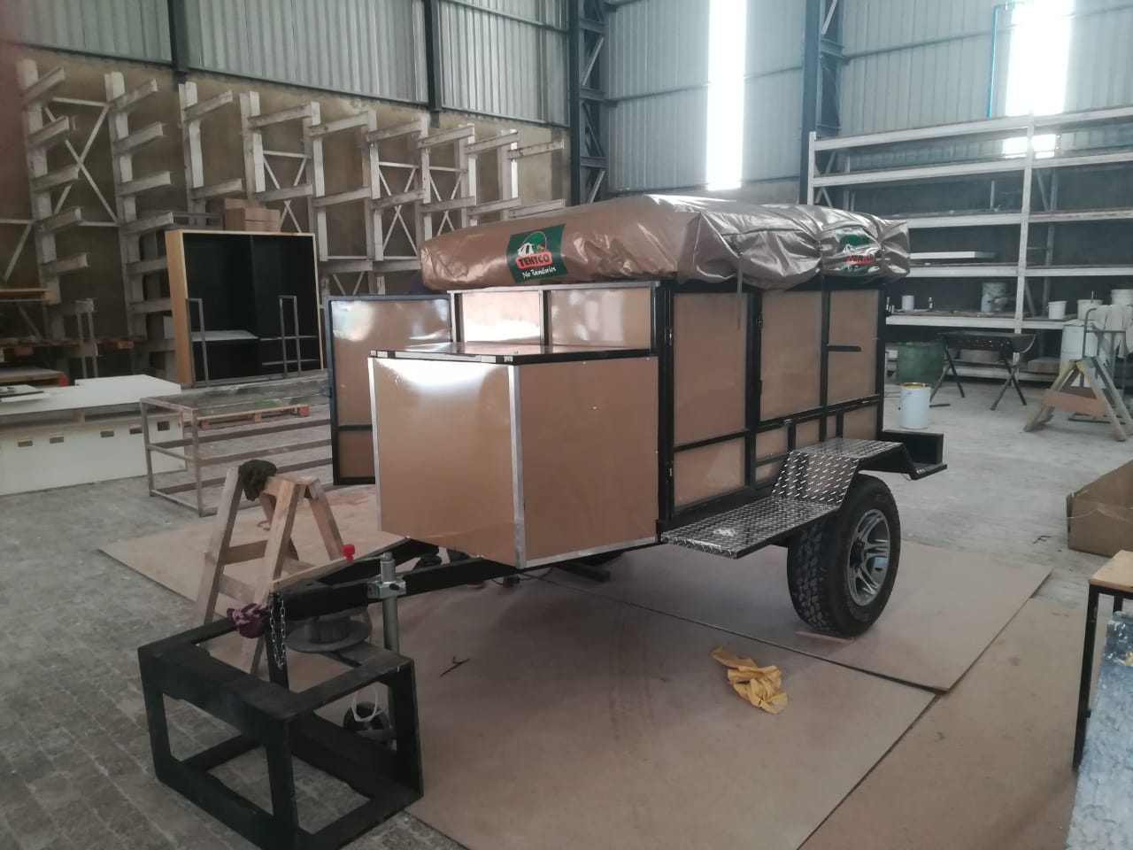 4x4 Trailer for sale