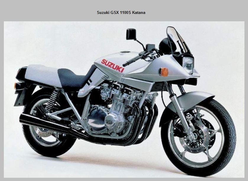 War Eagle Racing Motorcycle Screens and Fairings Suzuki Katana Standard Screen