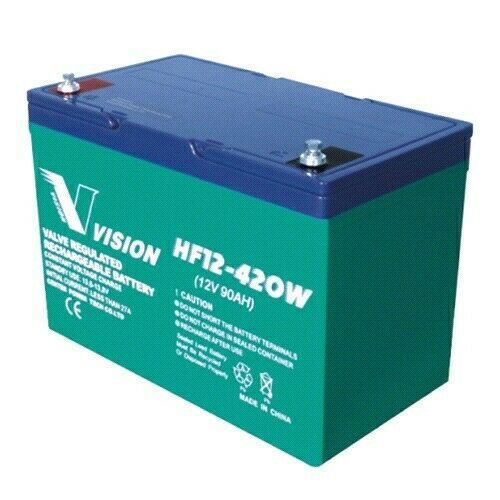 Vision Deep Cycle Battery For Sale