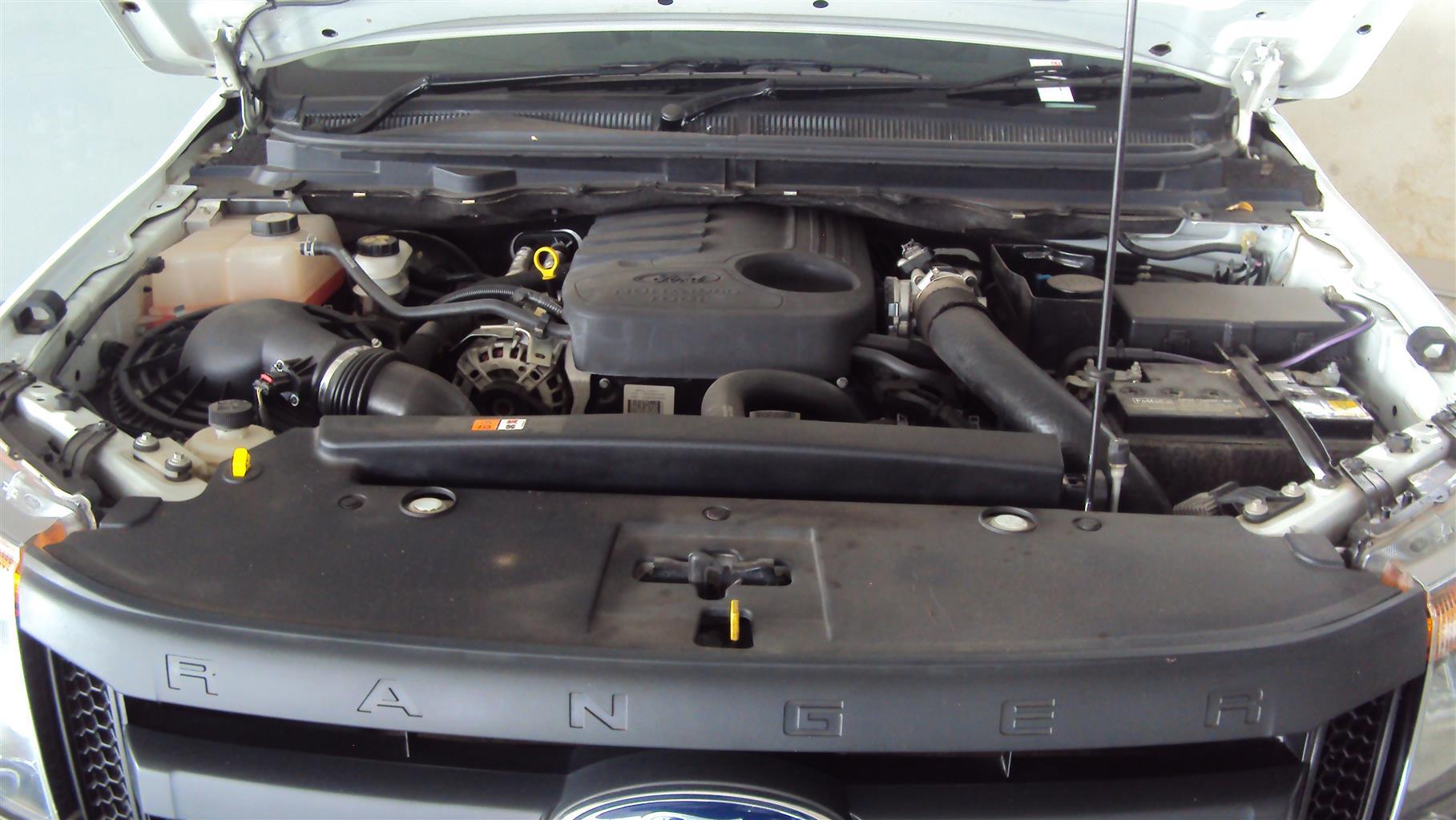 2013 Ford Ranger SuperCab RANGER 2.2TDCi P/U SUP/CAB