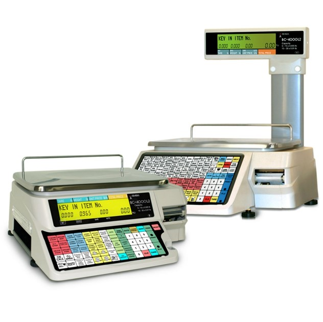 Printing Scales Ishida refurbished