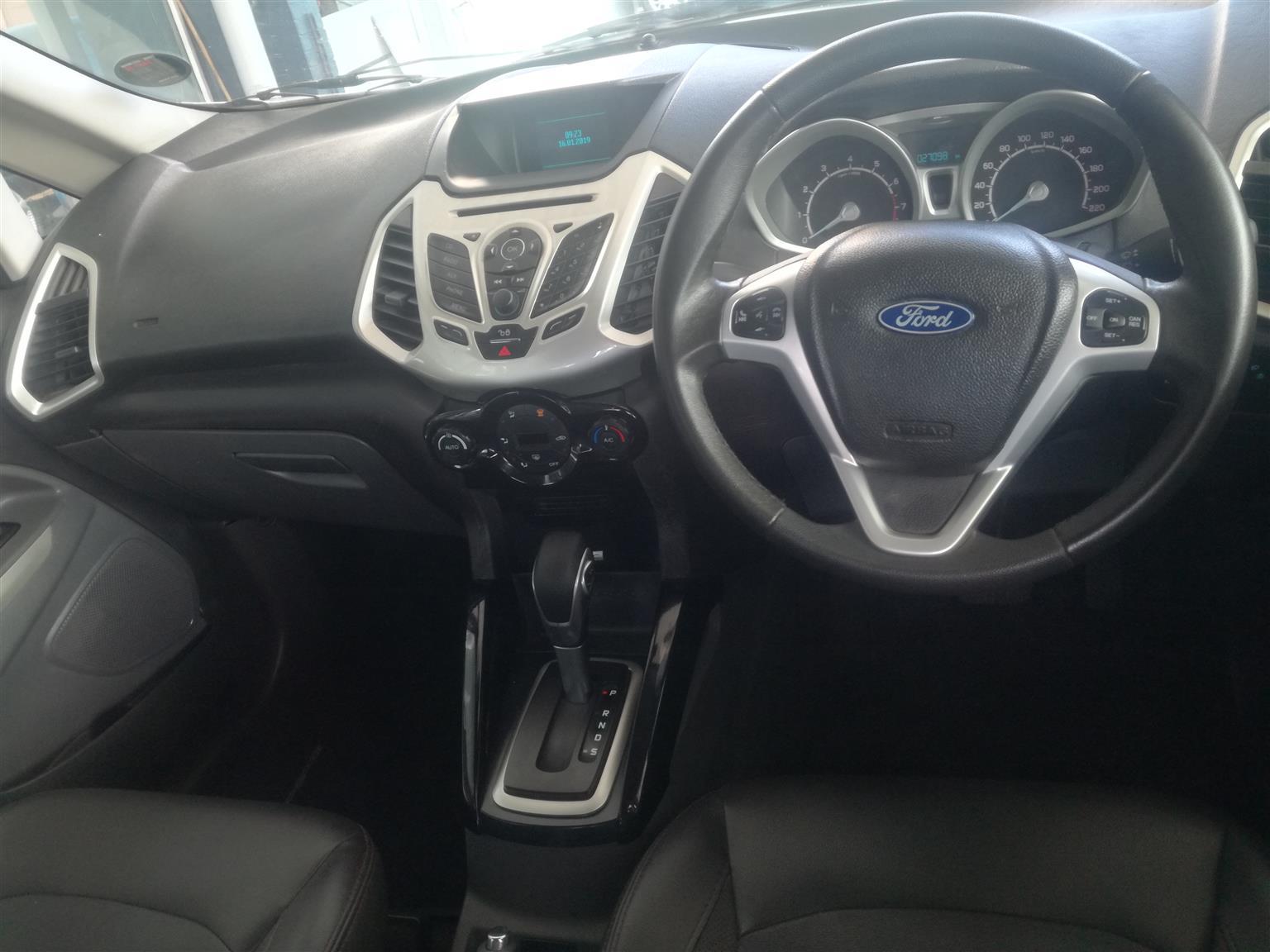 2017 Ford EcoSport 1.5TDCi Titanium