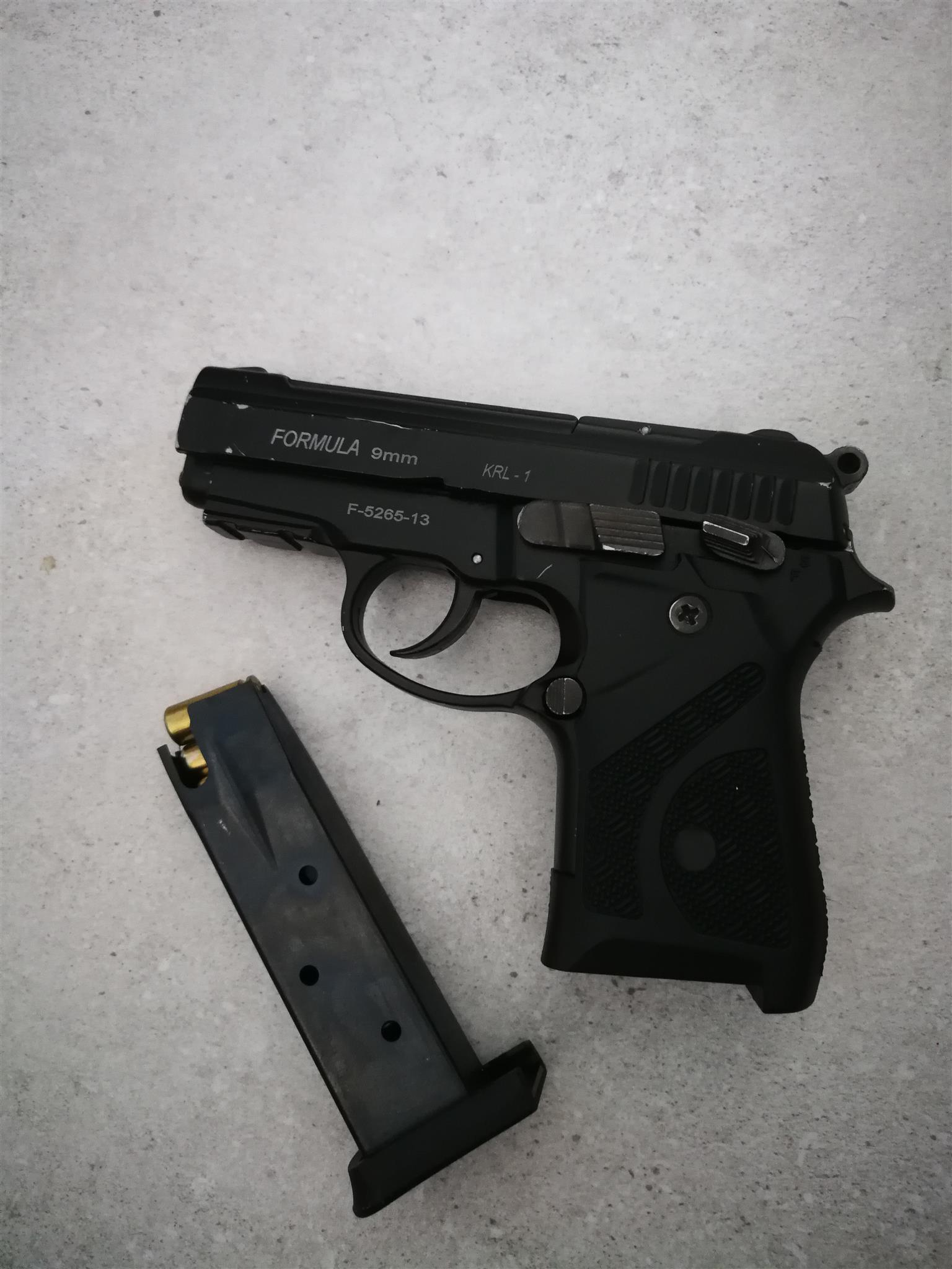 Blank gun FOR SALE