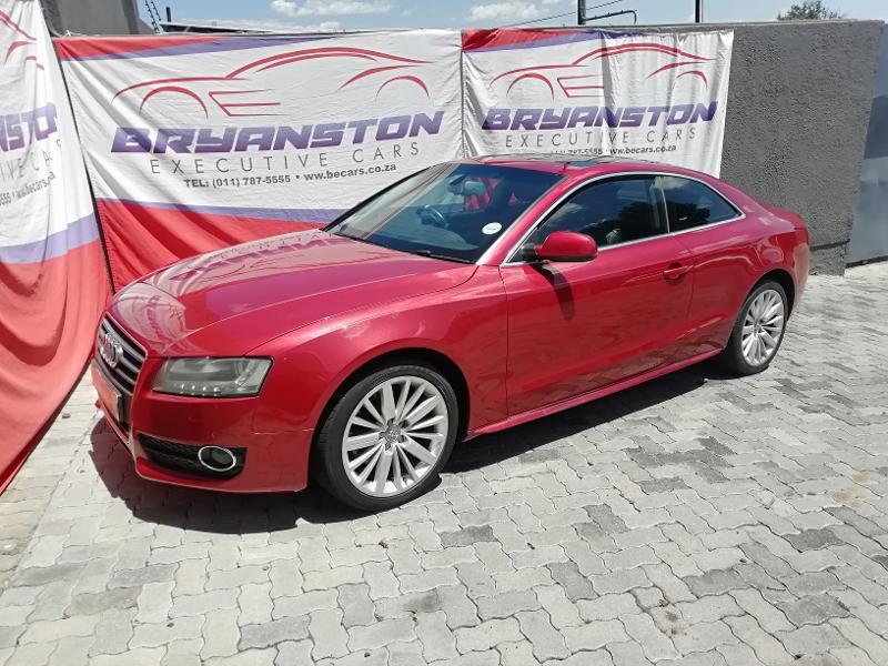 2011 Audi A5 Coupe 2.0 Tfsi Quattro S-Tronic -