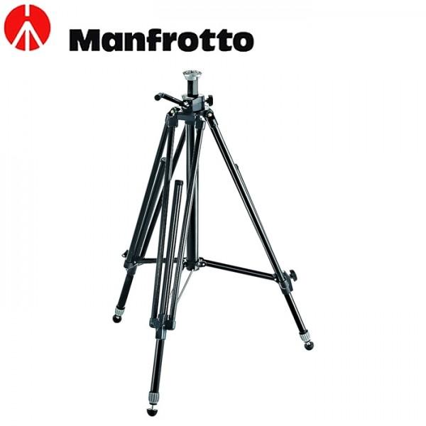 Manfrotto 028B Tripod + MVH500ah Fluid Drag Video Head R 8,300