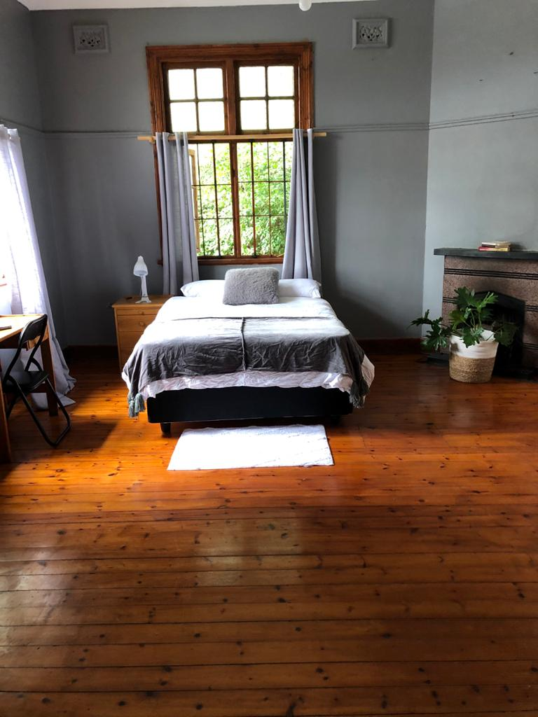 One out of three rooms availble in a commune, Muckleneuk, Pretoria
