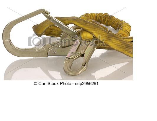 Safety belt for scafold