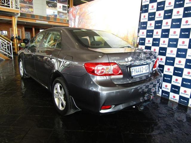 2010 Toyota Corolla 1.6 Advanced