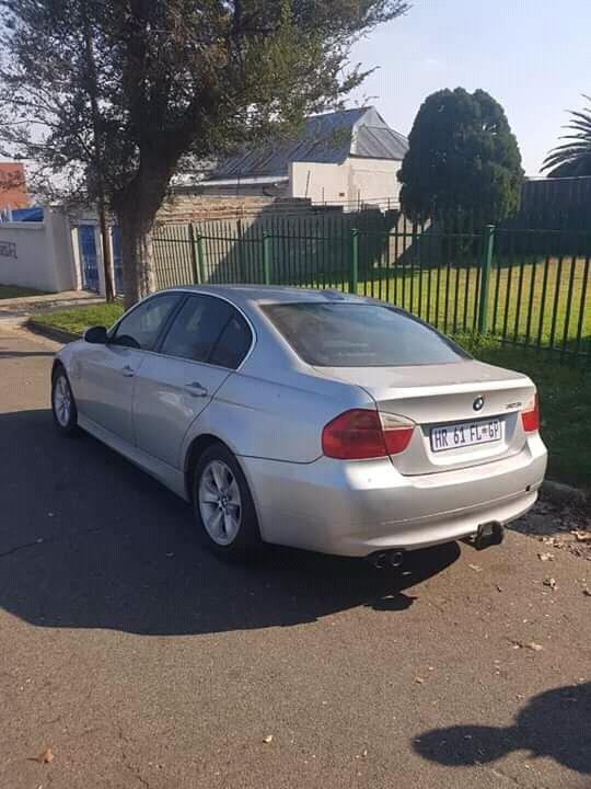2007 BMW 3 Series 323i