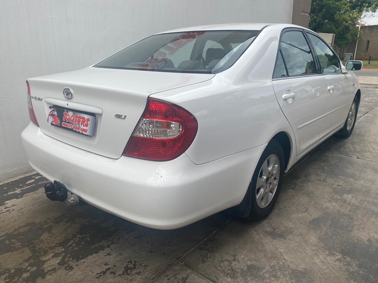 2004 Toyota Camry 2.4 GLi