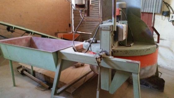 HB 14 BIRKENMAYER BRICK MACHINE  , Make up to 14 000 bricks per day