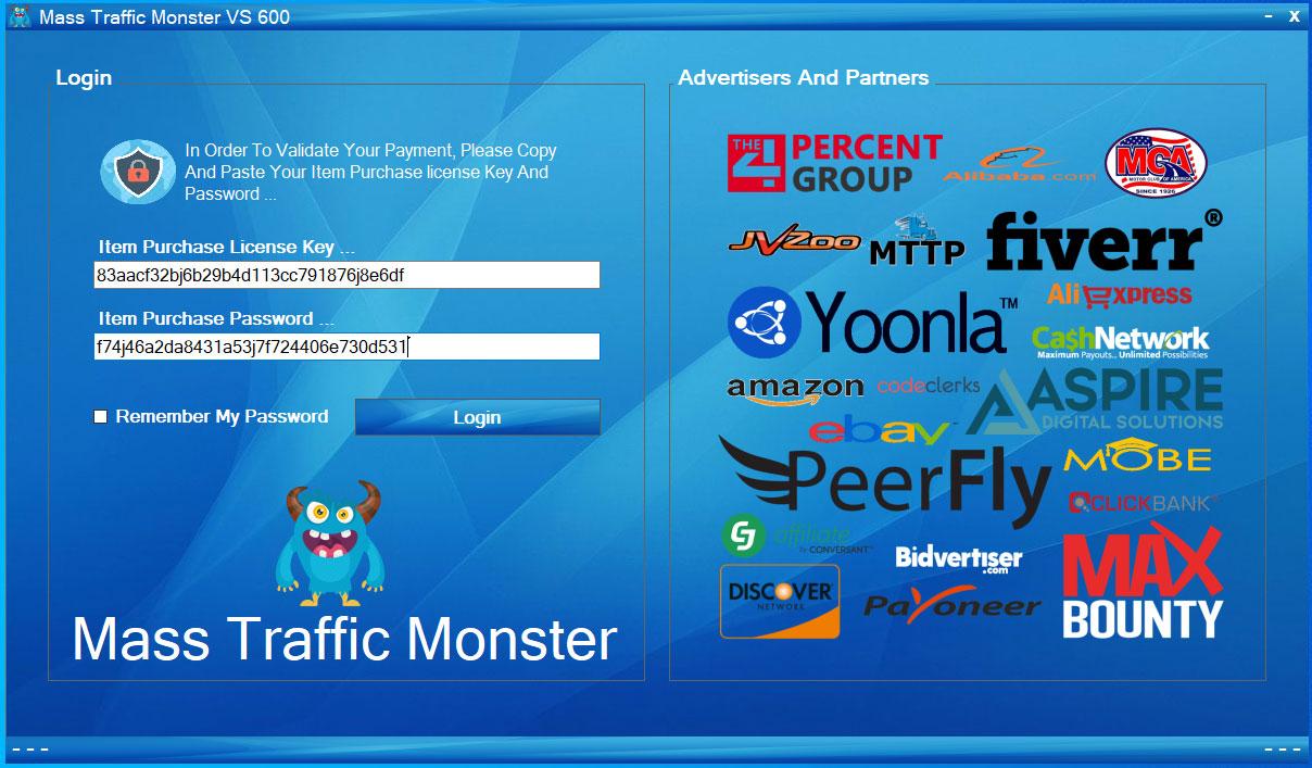 Traffic Monster