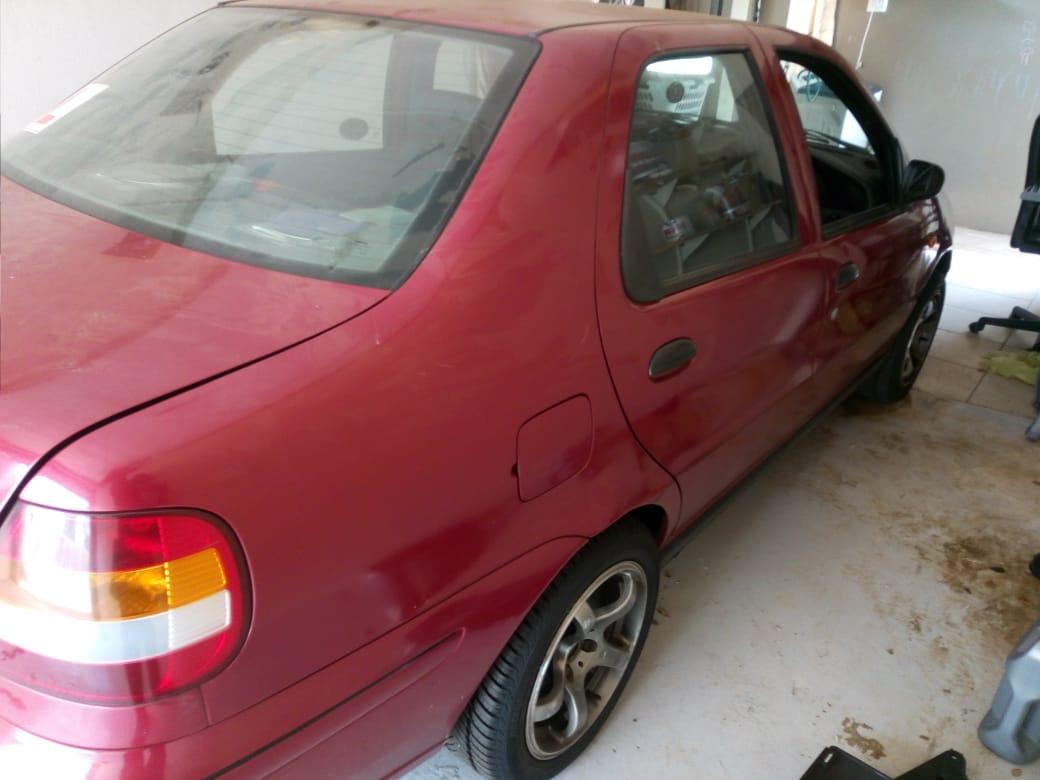 2004 Fiat Siena 1.6 EL