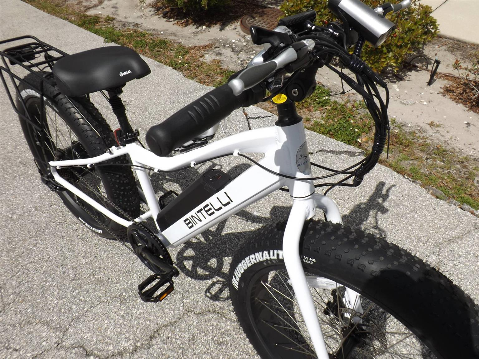 New Electric Bicycle • Electric Bicycle Fat Bike