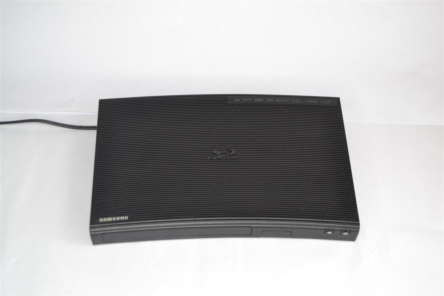 Samsung Blu-ray DVD player