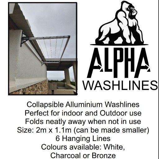 Collapsible Washlines