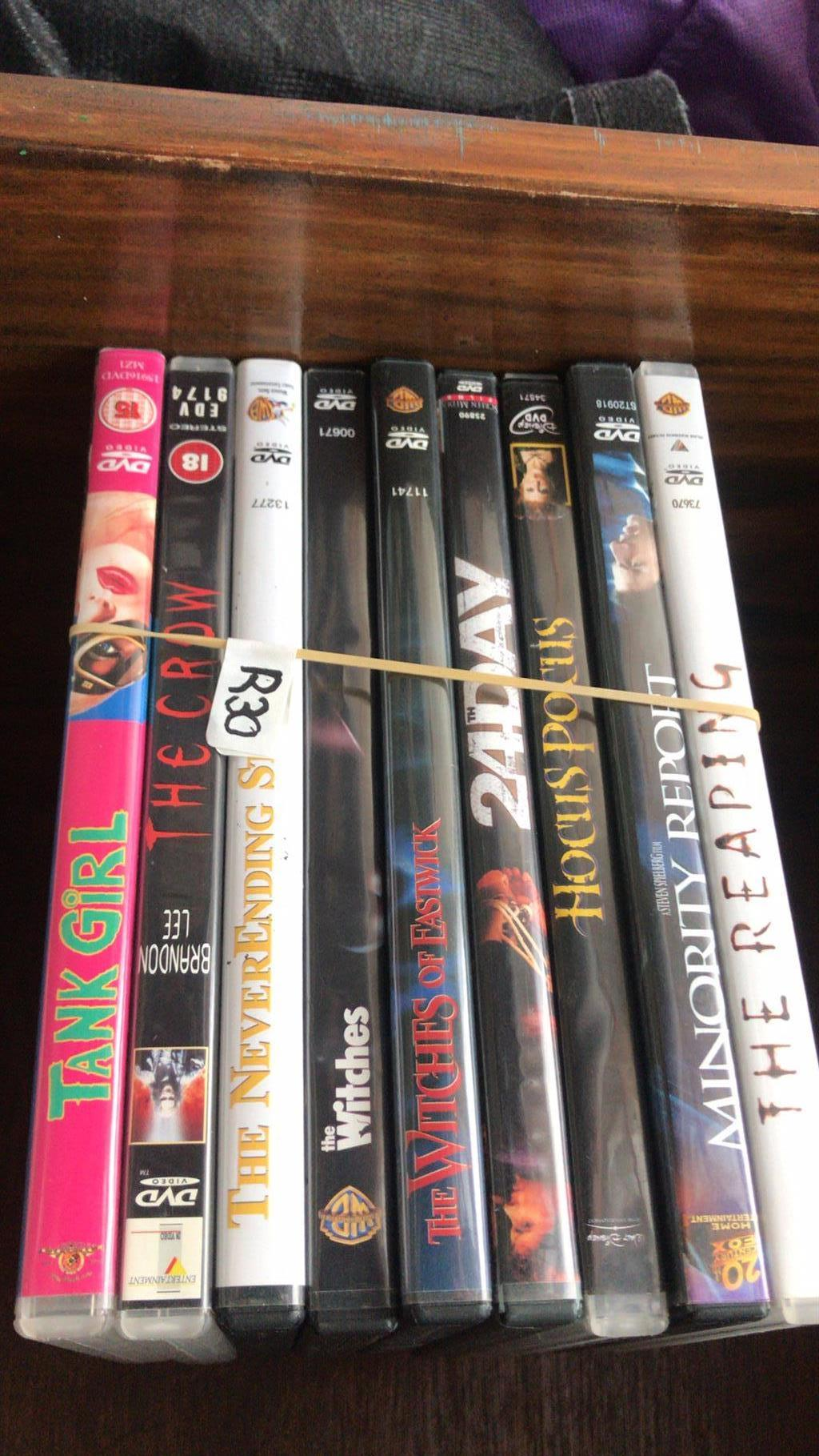 Bewitched DVD Collection