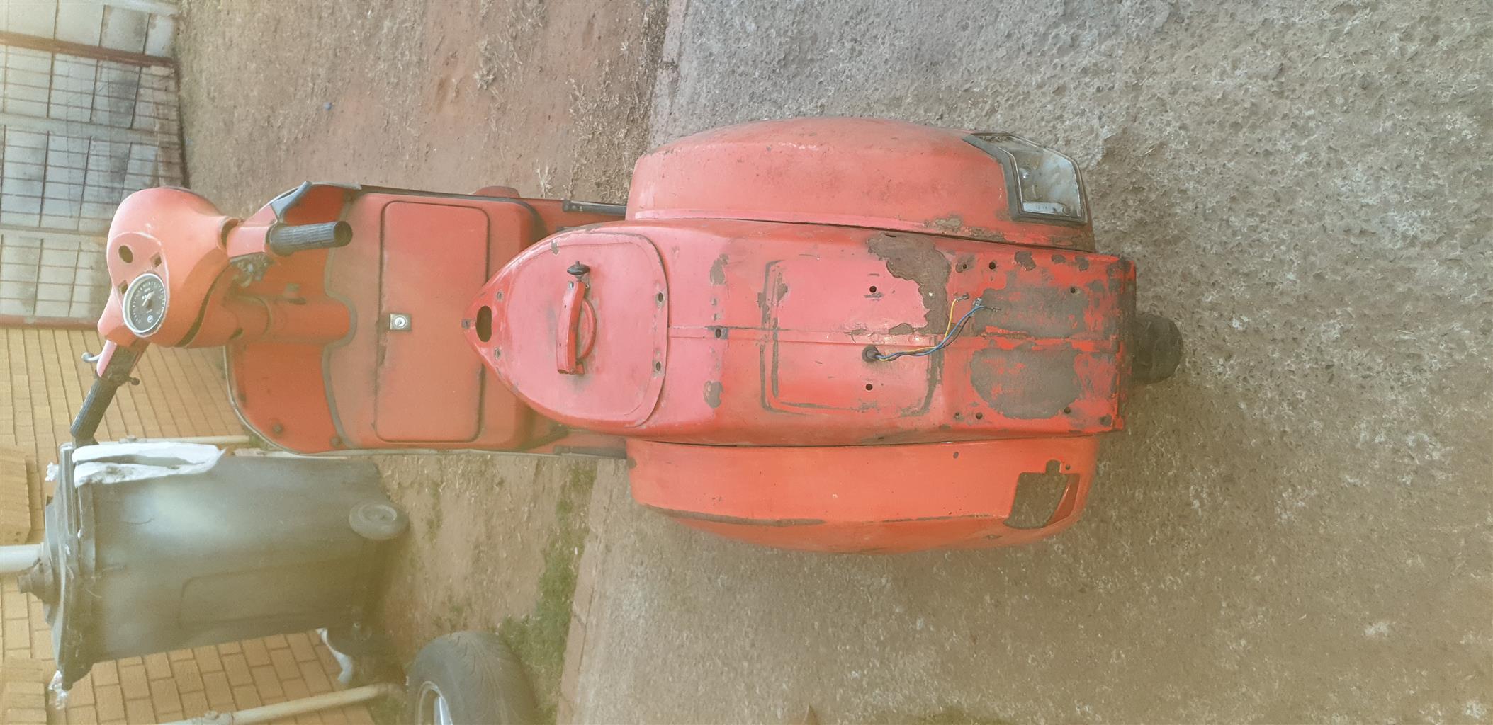 1977 Vespa GT200