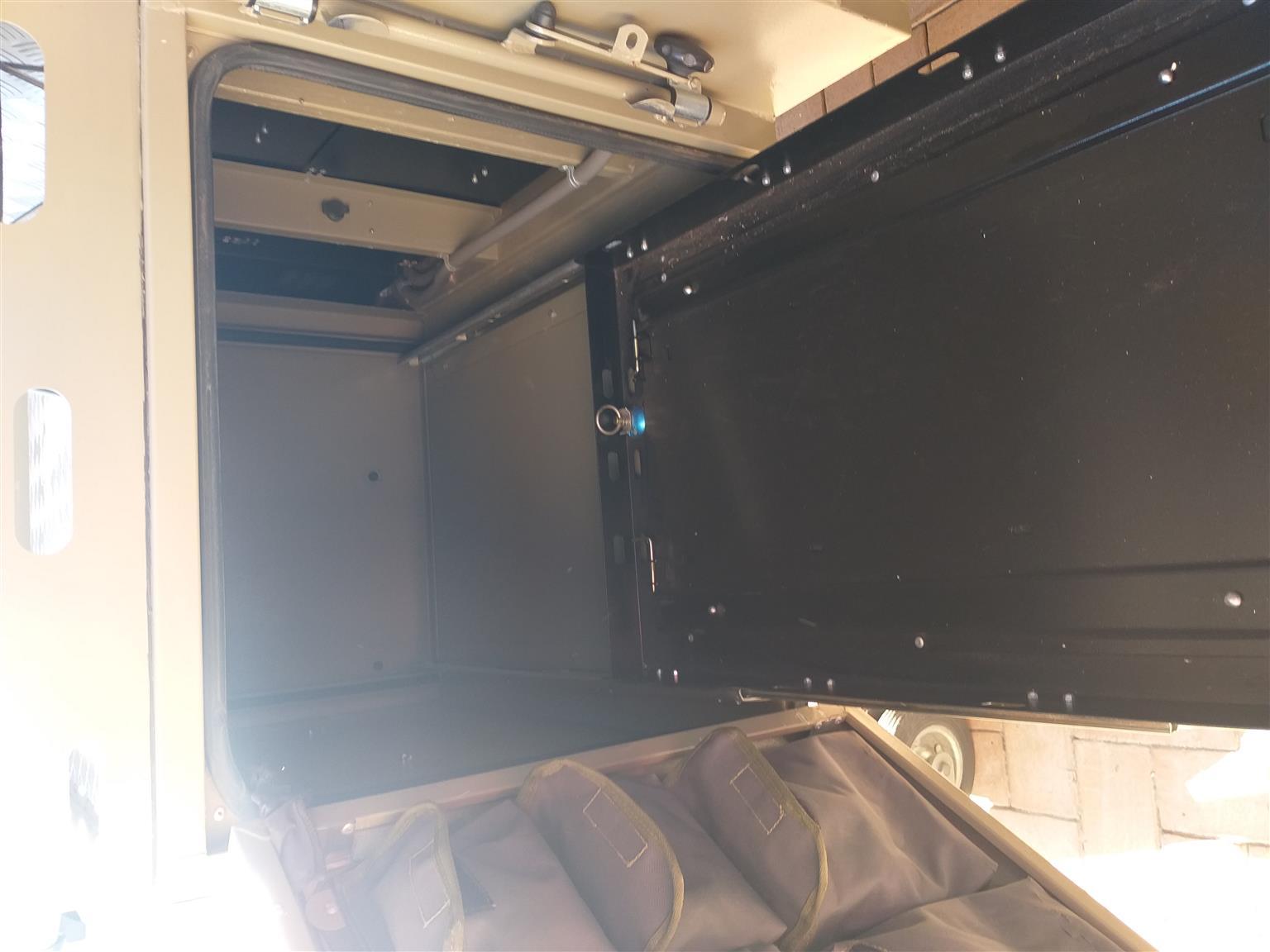 Challenger rhino camp trailer