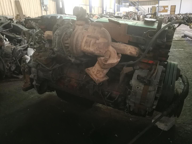 Isuzu 6HE1-T 7,2L 6-cylinder Direct Injection Turbo Engine