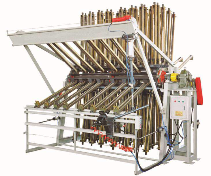Laminating Clamp Carrier, 3000x1000 mm, MY3010-10, 10 table, 8 clamp
