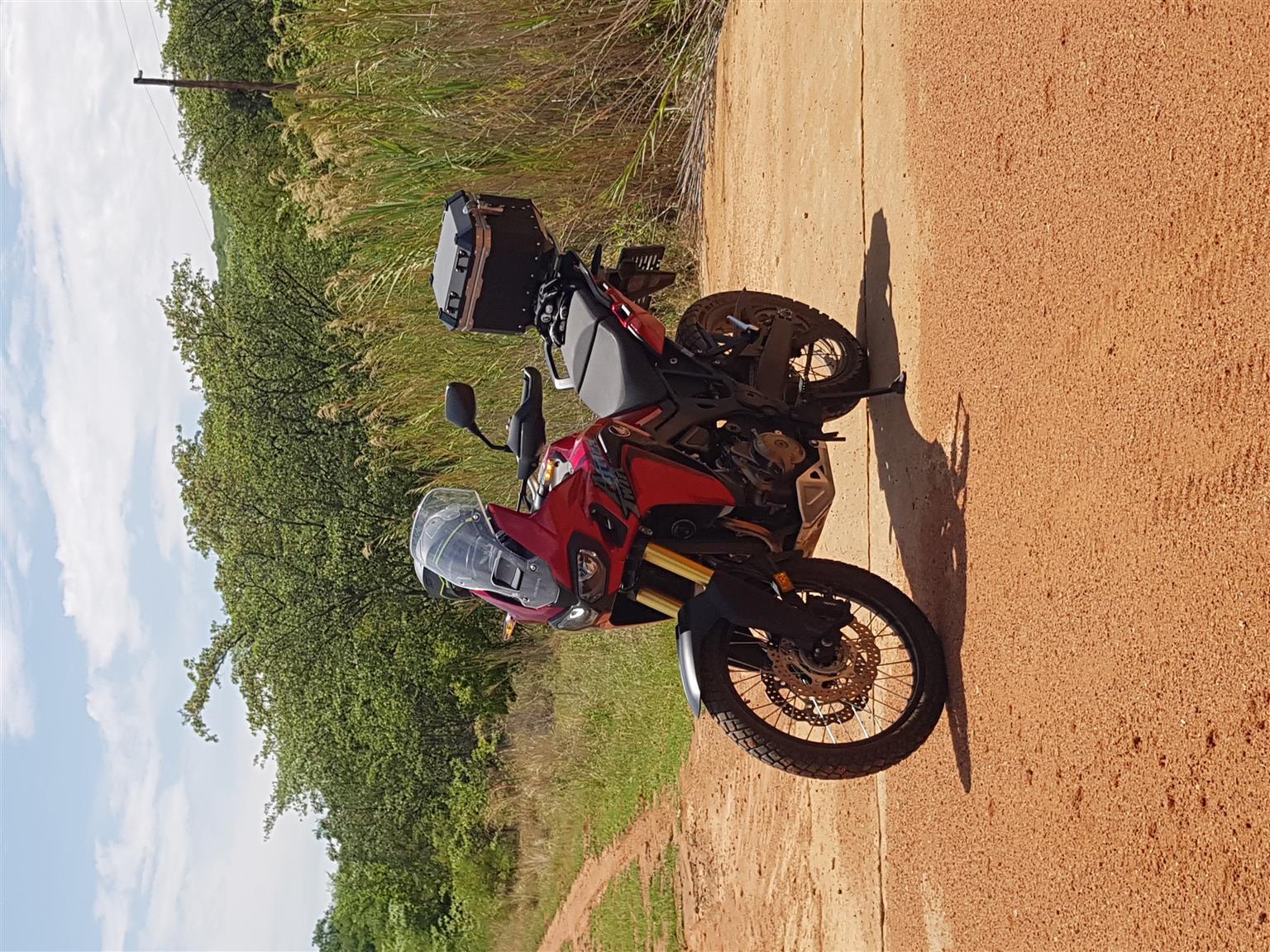 2018 Honda CFR