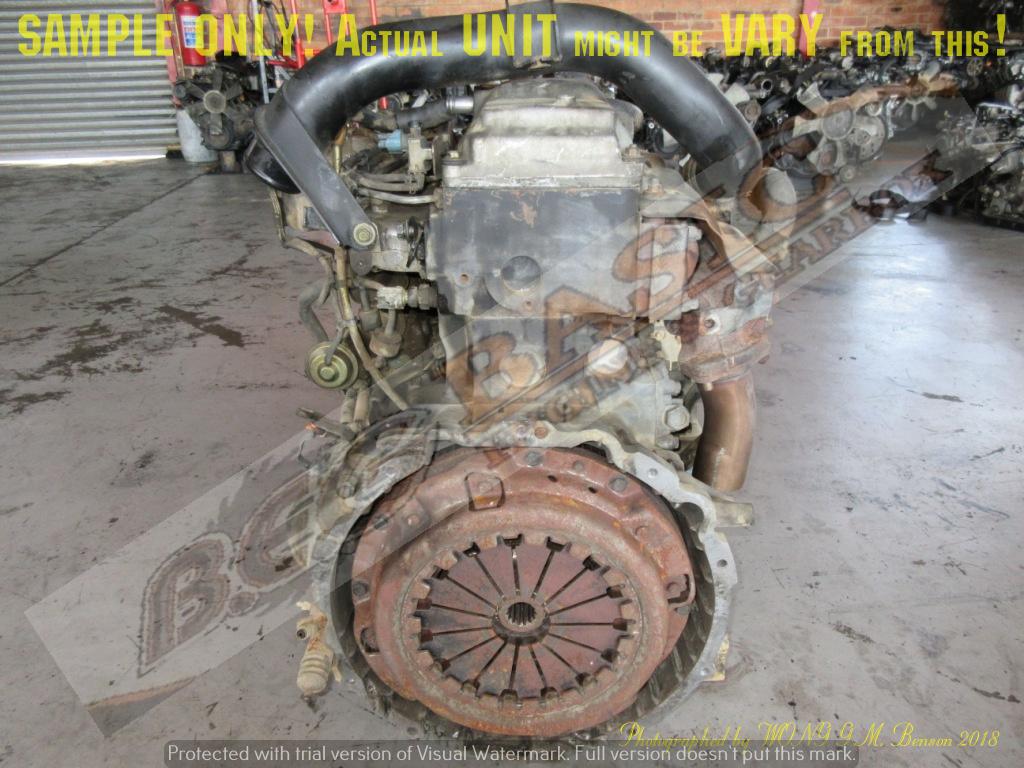 DAIHATSU DYNA -15B 4.1 TURBO DIESEL 16V Engine -TOYOTA DYNA