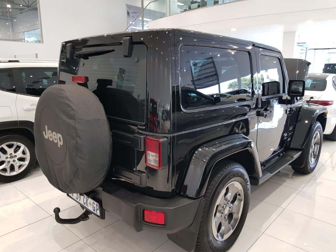 2019 Jeep Wrangler 3.6L Sahara
